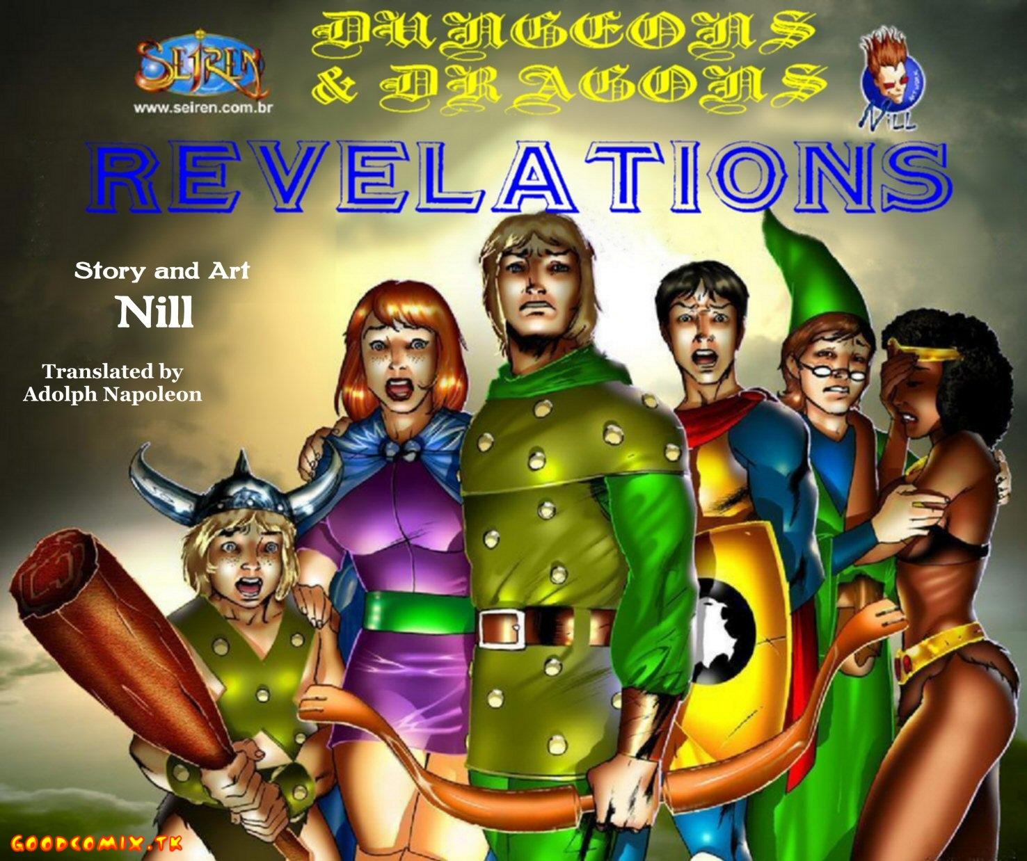 Goodcomix.tk Dungeons & Dragons - [Seiren][Nill] - Revelations