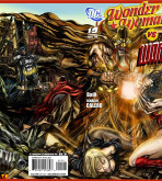 Justice League — [Matt Johnson] — Wonder Woman vs Warlord Ch.1-4