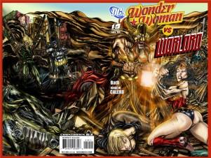 Goodcomix Justice League - [Matt Johnson] - Wonder Woman vs Warlord Ch.1-4