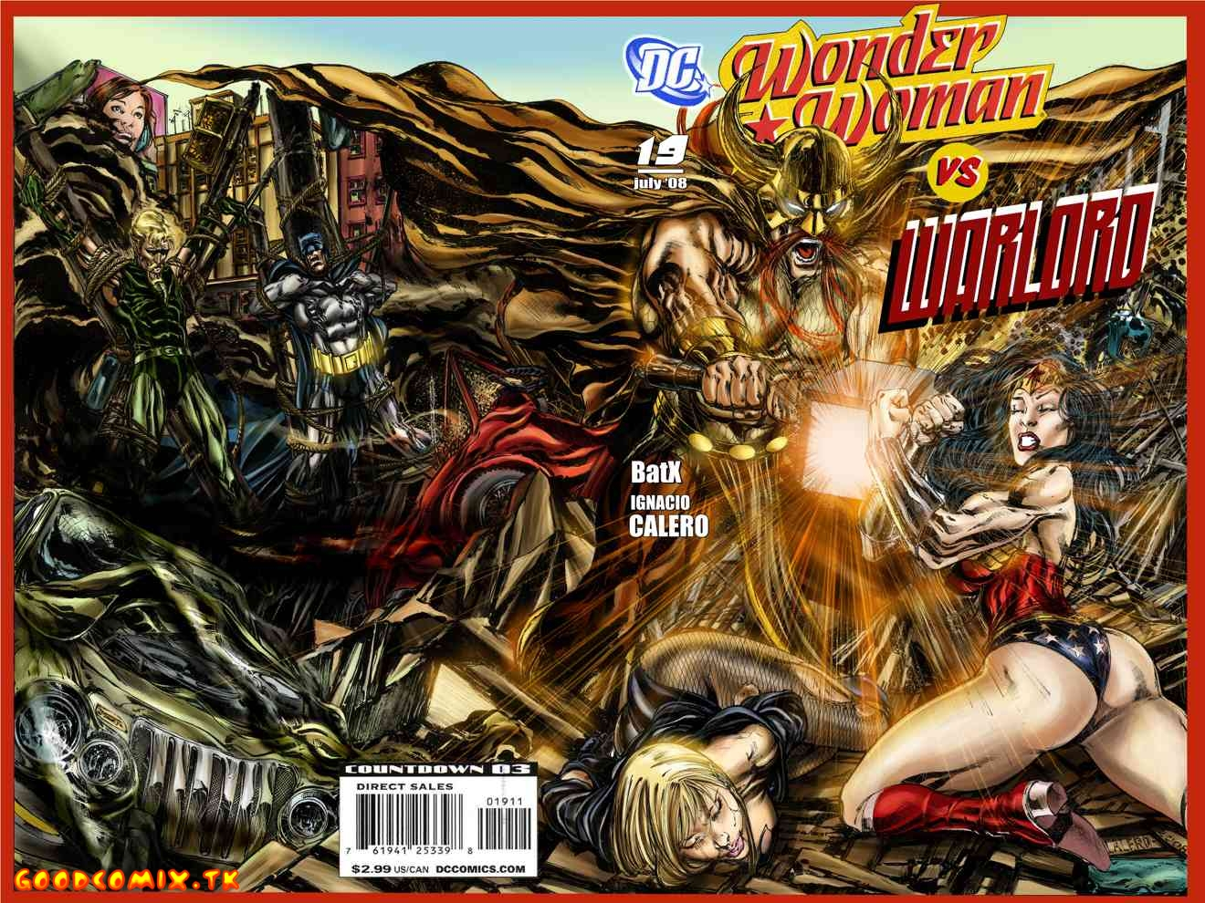 Goodcomix.tk Justice League - [Matt Johnson] - Wonder Woman vs Warlord Ch.1-4