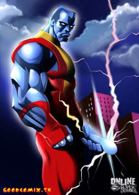Goodcomix X-Men - [Online SuperHeroes] - X-Woman Gets Deep Penetration From Colossus!