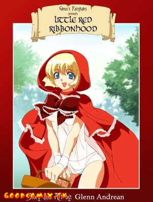 Goodcomix Little Red Riding Hood - [Glenn Andrean] - Little Red Ribbonhood (Part1 & Part2)