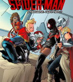 Marvel Universe & Marvel Comics — [Tracy Scops][Bayushi] — Miss Marvel Spider-Man