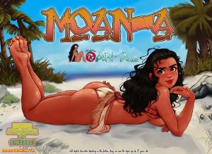 Goodcomix Moana - [Moan-a][ChEsArE] - Moan 2 -  Last Task