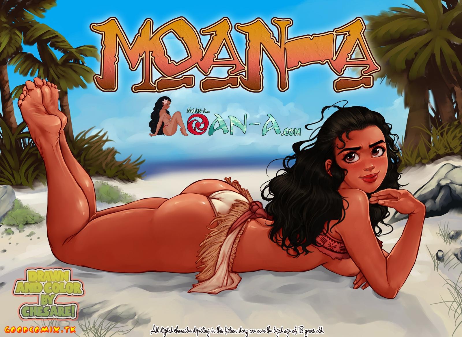 Goodcomix.tk Moana - [Moan-a][ChEsArE] - Moan 2 -  Last Task