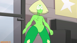 Steven Universe - Peridots Audition - 01