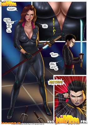 Goodcomix Batman - [Milftoon] - The Story About Talia al Ghul And Damian Wayne