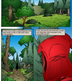 Little Red Riding Hood — [Leandro Comics] — Mr. Hunter With Big Dick