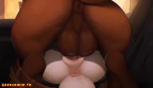 Zootopia - Horny Judy Hopps Takes Nick Wilde s Fat Cock - 05