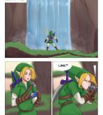 The Legend of Zelda - [Afrobull] - A Riverside Reunion