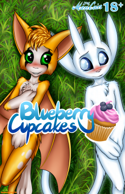 Goodcomix Crossover - [Mancoin] - BlueBerry Cupcakes