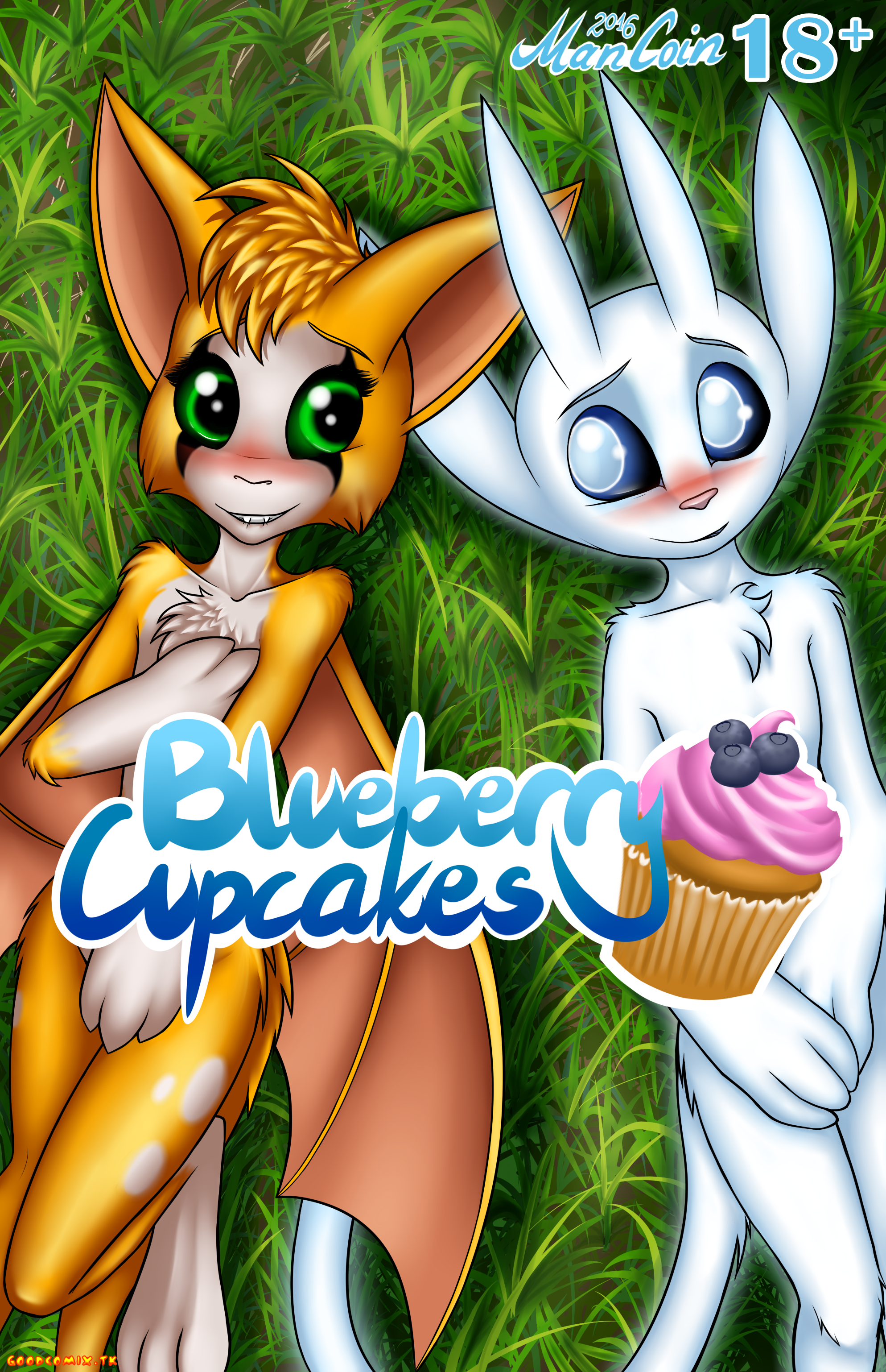 Goodcomix.tk Crossover - [Mancoin] - BlueBerry Cupcakes