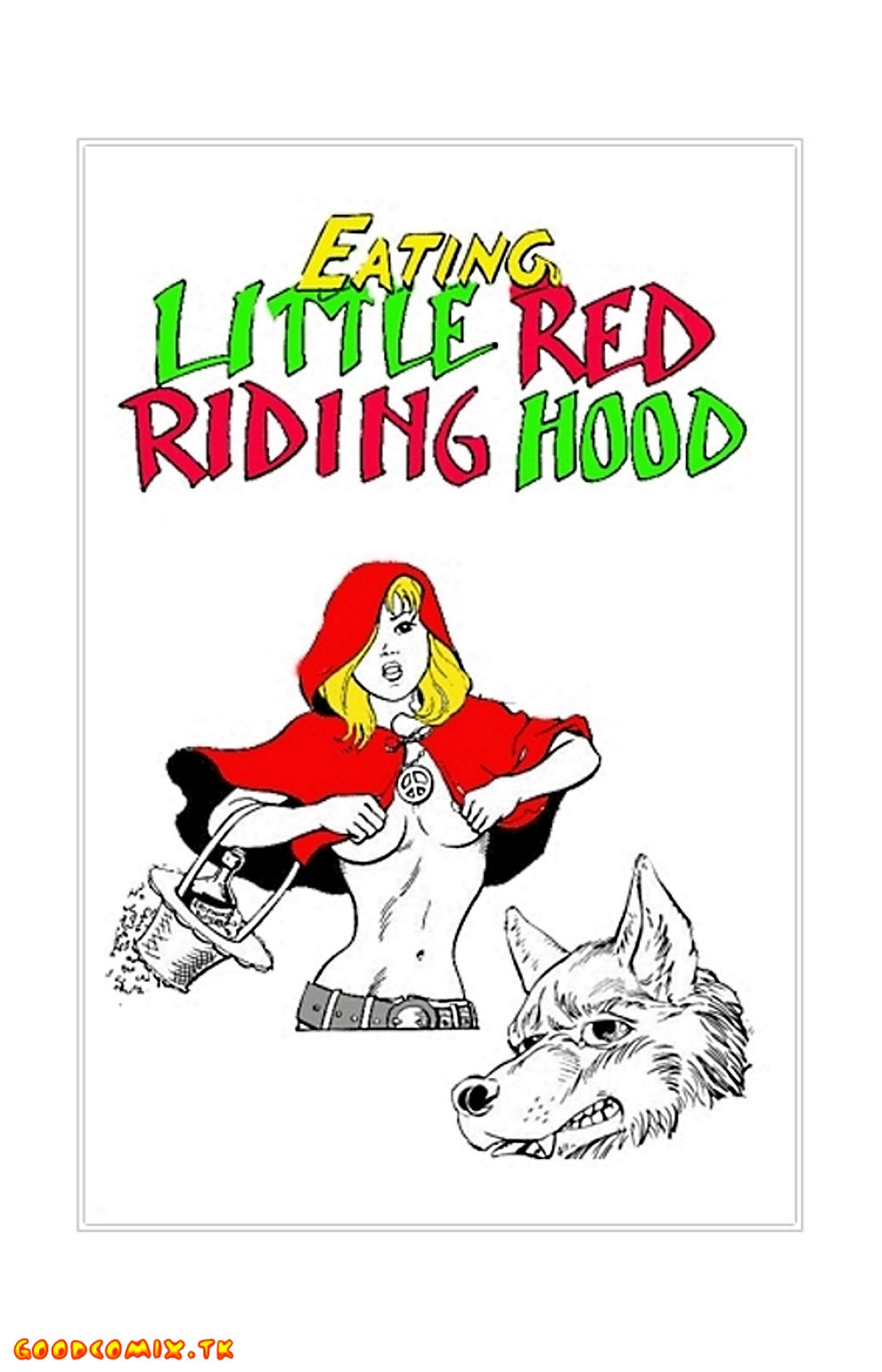 Goodcomix.tk Little Red Riding Hood - Eating Little Red Riding Hood