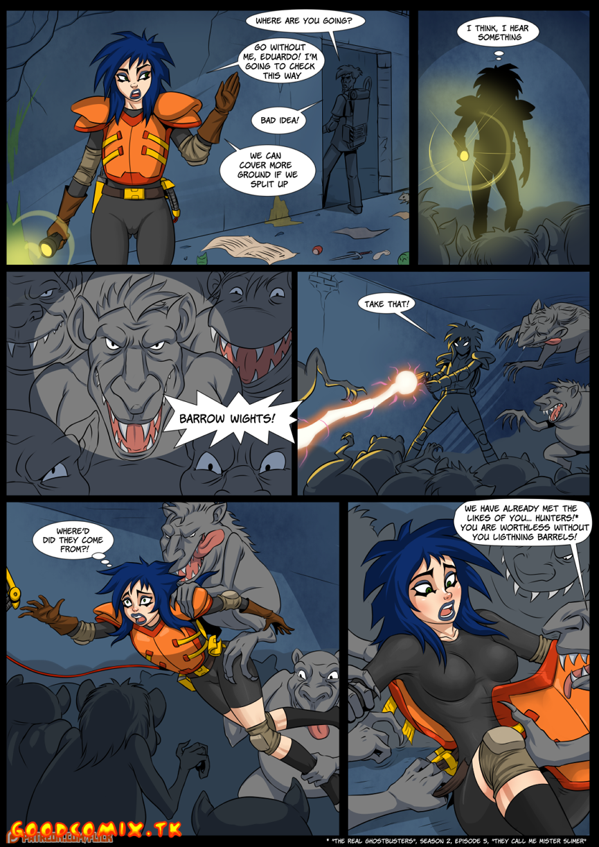 Goodcomix.tk Ghostbusters - [Flick] - Extreme Ghostbusters