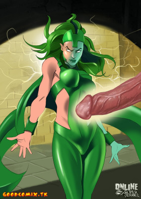 Goodcomix Marvel Universe & Marvel Comics - [Online SuperHeroes] - Hardcore Sex Between Polaris and Gravity