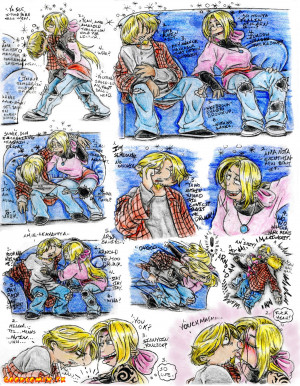 Goodcomix Hey Arnold! - [John E. Skillet (Skillet91)] - A Drunk Night With Arnold And Helga, Part I (WIP)