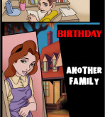 The Iron Giant — [IncestComics] — Another Fam #02 — Birthday