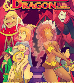 Dungeons & Dragons- [JabComix] — Da'Younguns and Dragon 2nd Edition