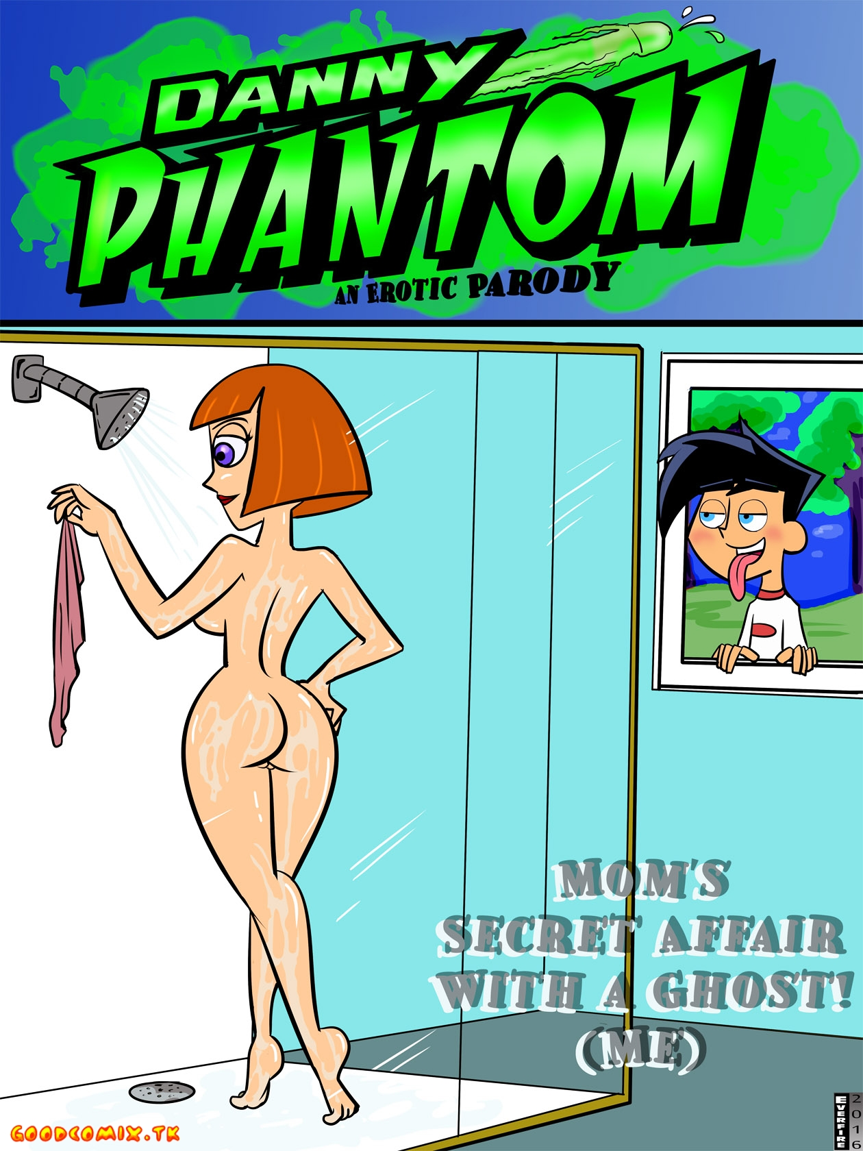 Goodcomix.tk Danny Phantom - [Everfire] - An Erotic Parody Part 1