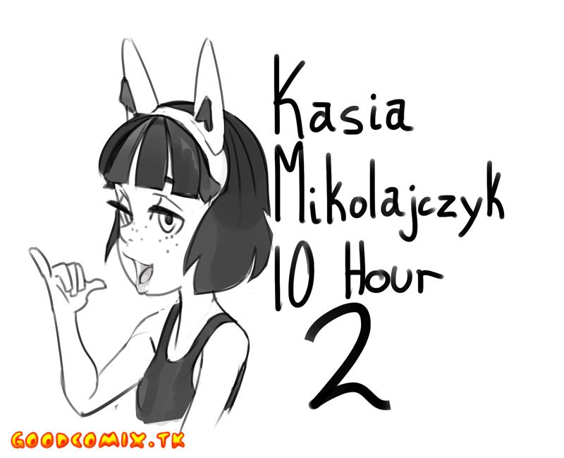 Goodcomix.tk Pokemon - [Polyle] - Kasia 10Hour2 - Kasia Mikolajczyk 10 Hour #2