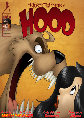 Goodcomix Little Red Riding Hood - [JKRcomix] - KinkyFairytales Hood 2
