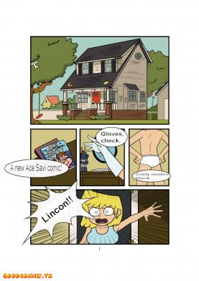 Goodcomix The Loud House - Lini's Virginity