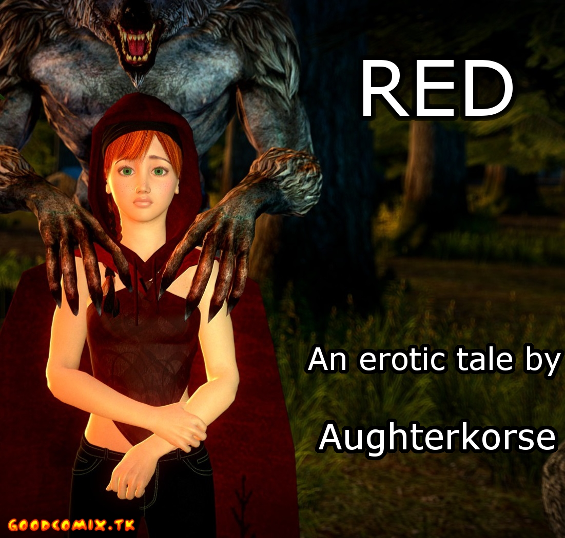 Goodcomix.tk Little Red Riding Hood - [Aughterkorse] - Red