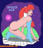 Crossover - [Karstens] - Space Ace & Dragons Lair