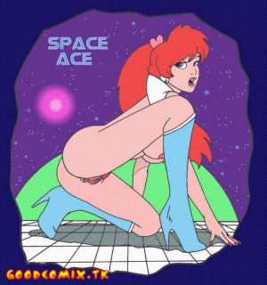 Goodcomix Crossover - [Karstens] - Space Ace & Dragons Lair