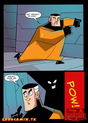 Goodcomix Danny Phantom - [Cartoonza] - Spectra Attacks