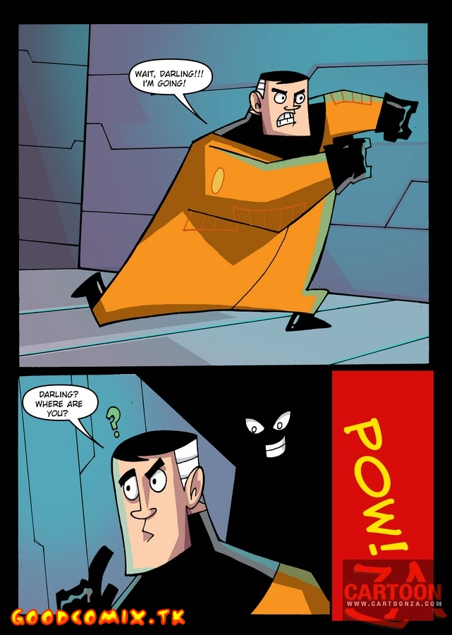 Goodcomix.tk Danny Phantom - [Cartoonza] - Spectra Attacks