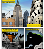 Crossover Heroes - [Leandro Comics] - Marvel vs DC - Wonder Woman Versus the Incredibly Horny Hulk!