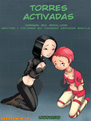 Goodcomix Code Lyoko - [Raylude] - Activated Towers - Torres Activadas