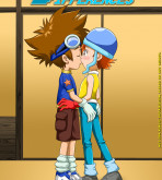 Digimon Adventure - [Palcomix][DigiHentai] - Digital Differences