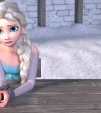 Frozen — [lvl3toaster] — Elsa's Bad Ending
