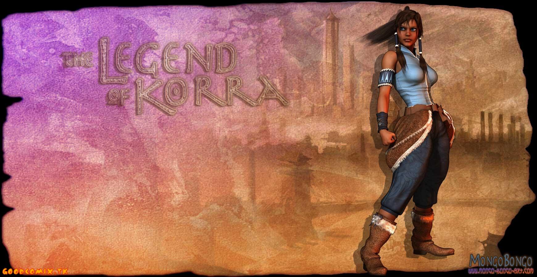 Goodcomix.tk The Legend of Korra - [Mongo Bongo] - Nurturing A Naughty Babe