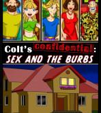 The Three Bogatyrs - [IncestComics] - Sex An The Burbs #03