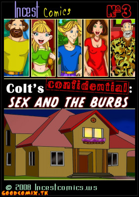 Goodcomix The Three Bogatyrs - [IncestComics] - Sex An The Burbs #03