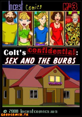 Goodcomix The Three Bogatyrs - [IncestComics] - Sex An The Burbs #03
