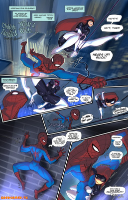 Goodcomix Spider-Man - [Fred Perry] - What a Tangled Web
