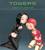 Code Lyoko — [Raylude] — Activated Towers