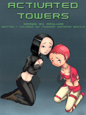 Goodcomix Code Lyoko - [Raylude] - Activated Towers