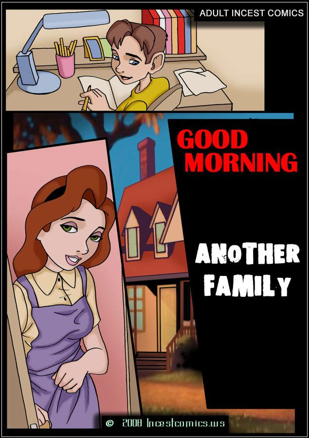 Goodcomix.tk The Iron Giant - [IncestComics] - Another Fam #05 - Good Morning