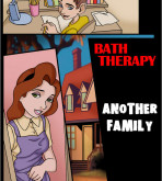 The Iron Giant — [IncestComics] — Another Fam #11 — Bath Therapy