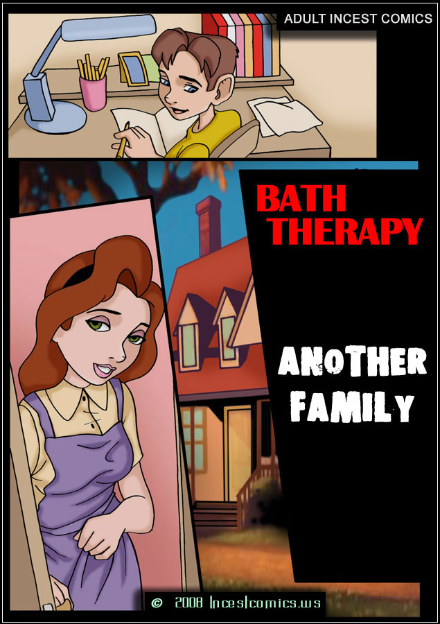 Goodcomix.tk The Iron Giant - [IncestComics] - Another Fam #11 - Bath Therapy