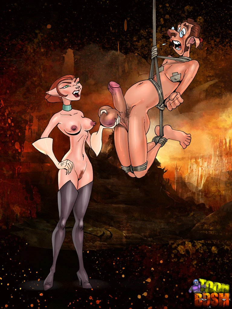 Goodcomix.tk Treasure Planet - [ToonBDSM][Classic] - BDSM Pleasure Planet