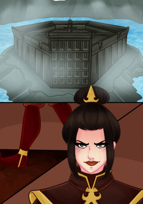 Goodcomix Avatar the Last Airbender - [SaMelodii] - Conjugal Visits