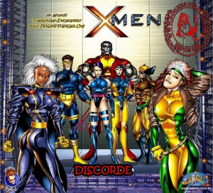 Goodcomix X-Men - [Seiren] - Discord - Discorde