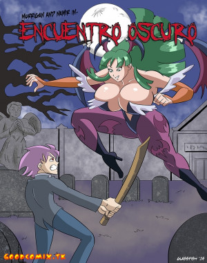 Goodcomix Darkstalkers - [Glassfish] - Dark Encounters - Encuentros Oscuros
