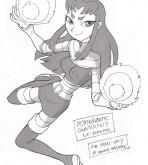 The Teen Titans - [Union of the Snake (Shinda Mane)] - Psychosomatic Counterfeit Ex Blackfire